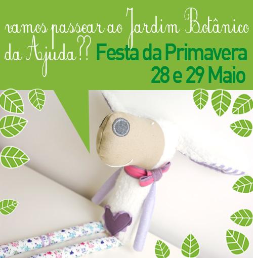 festa jardim botanico:8ª Festa da Primavera no Jardim Botânico da Ajuda no Instituto de