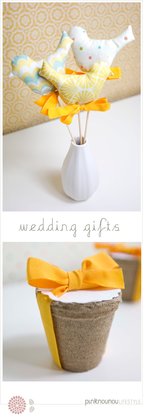 wedding favors by PinkNounou Lifestyle