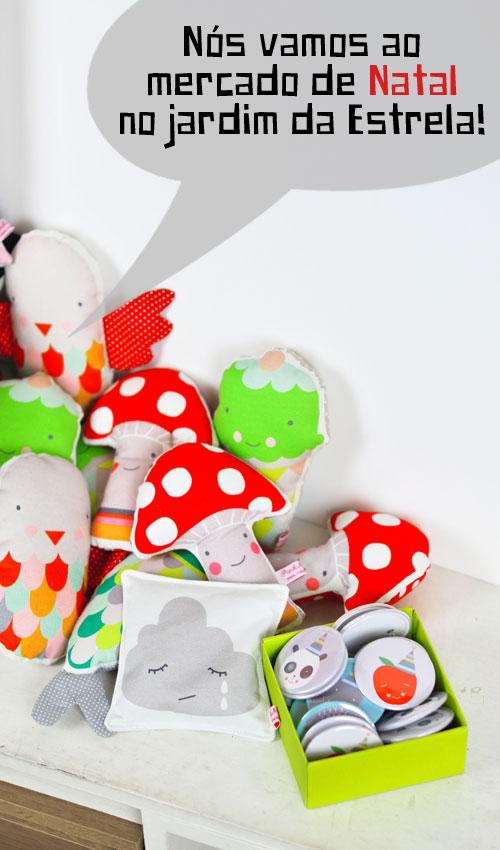 Artesanato Em Couro ~ mercado de Natal no jardim da Estrela Pinknounou blog