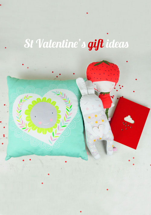 St Valentines Day gift suggestions for kids by PinkNounou_